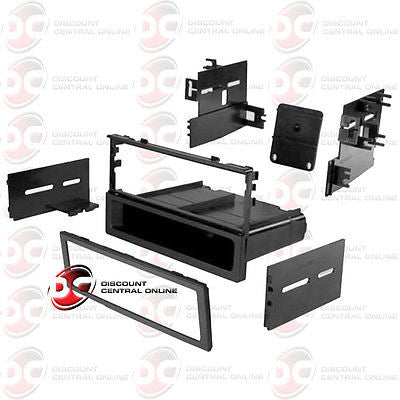 CAR STEREO SINGLE DIN DASH KIT FOR SELECT 1986-2008 ACURA/ HONDA VEHICLES