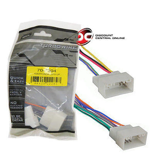 METRA 70-7304 WIRING HARNESS FOR SELECT 2010-UP KIA & HYUNDAI VEHICLES