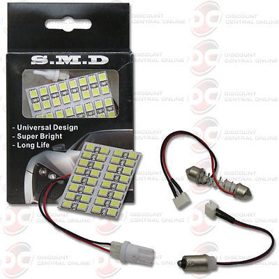 32 SMD FLEXIBLE LED BRIGHT WHITE BULB FOR CARS, TRUCKS, TRAILERS, RVS & BOATS