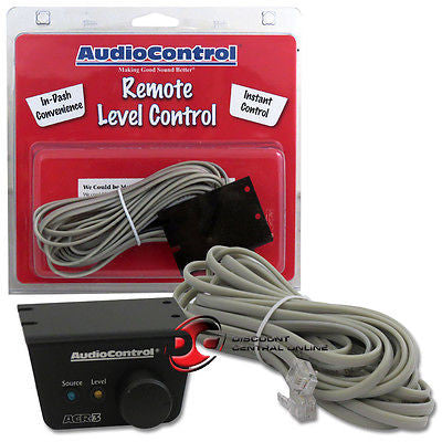 AudioControl ACR-3 Wired Remote Level Control for Select AudioControl Sound Processors