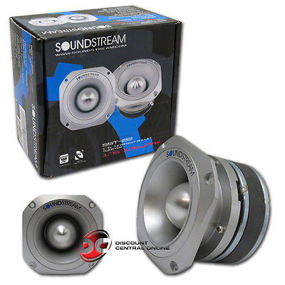 SOUNDSTREAM SST-22 CAR AUDIO 1.75-INCH PRO SERIES HORN TWEETER