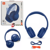 JBL TUNE 600BTNC WIRELESS BLUETOOTH ON-EAR ACTIVE NOISE-CANCELLING HEADPHONES