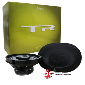 "JL AUDIO TR690-TXI 6x9"" 3-WAY CAR COAXIAL SPEAKERS"