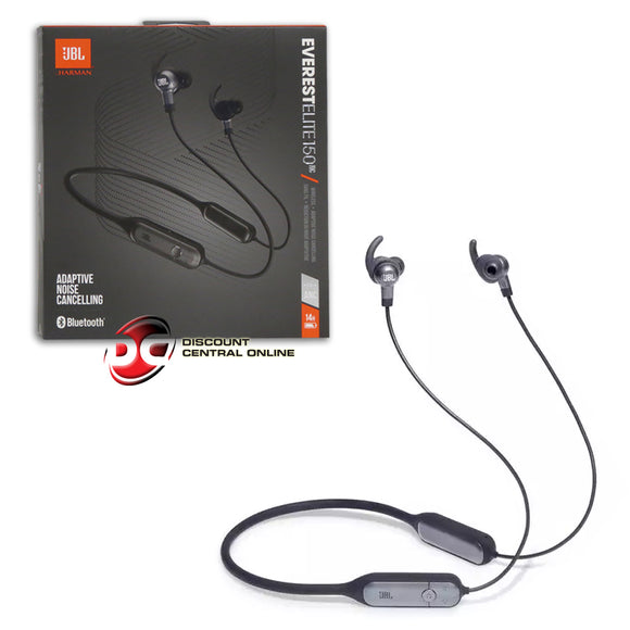 JBL EVEREST ELITE150NC BLUETOOTH IN-EAR ADAPTIVE NOISE CANCELLING HEADPHONES