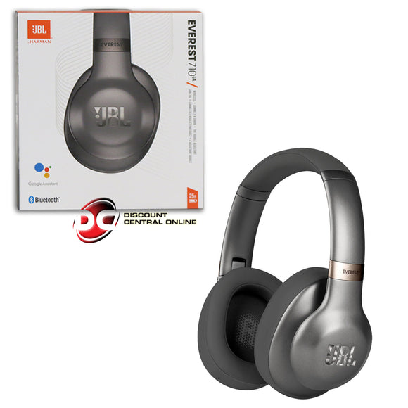 JBL EVEREST 710GA BLUETOOTH WIRELESS OVER-EAR HEADPHONES WITH GOOGLE ASSISTANT