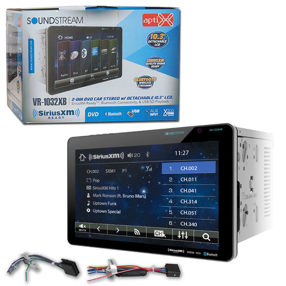 Soundstream VR-1032XB 10.3