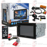 "Soundstream VR-651B 2-Din 6.5"" CD DVD Car Stereo With Bluetooth (with Back-up Camera)"