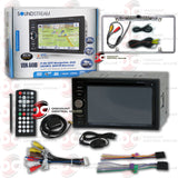 "Soundstream 2DIN VRN-64HB 6.2"" Car GPS DVD CD Receiver with Bluetooth"