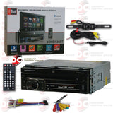 "Dual XDVD136BT 1-Din 7"" CD/DVD Receiver With Bluetooth"