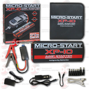 Antigravity XP-10 Portable Jump Starter Micro Start Personal Power Supply