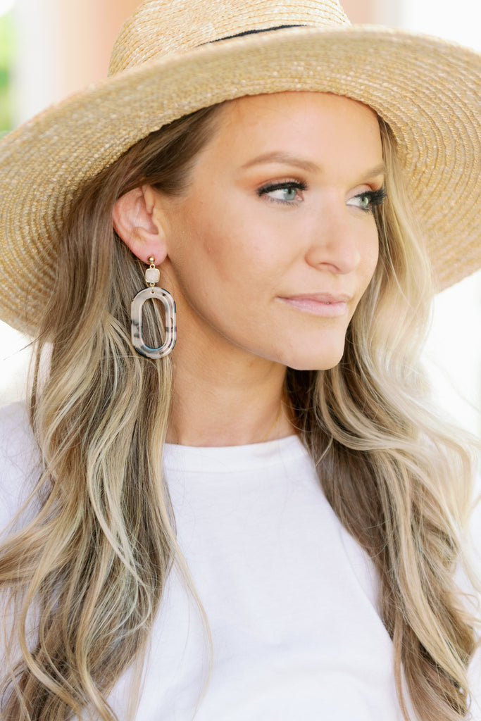 alexandra gioia how to statement earring summer wedding accessories