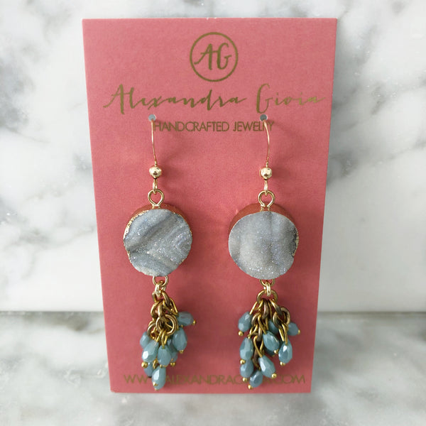 Giselle Druzy Earrings