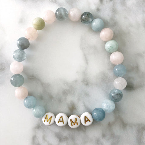 NEW! AG Word Bracelet
