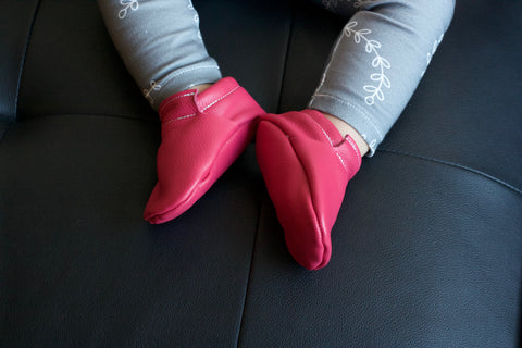 Hot Pink Loafer ---ON SALE!!!