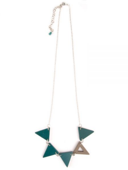Triangle Tryst Necklace
