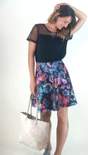Custom Snap Skirt-Classic Length