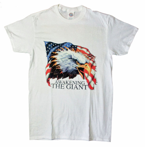 Awakening The Giant Eagle T-Shirt - INPCreative - 2