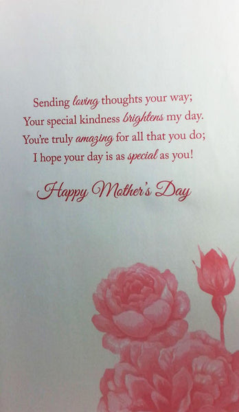 "12"" Tall Extra Large Mothers Day Card - Special Mother - INPCreative - 2"