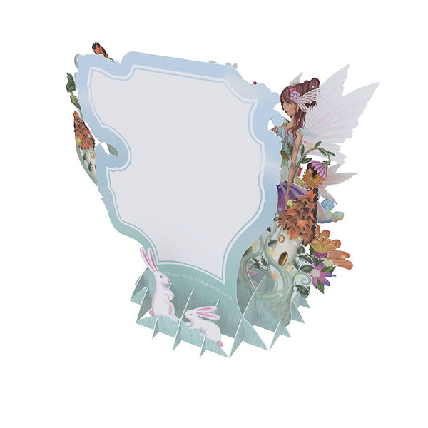 3D Pop Up Greeting Card - The Fairy Party