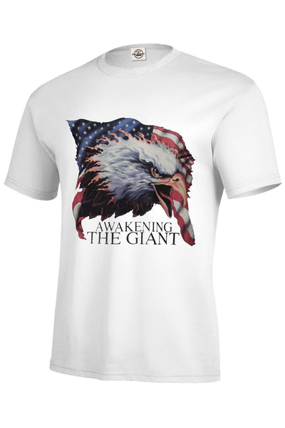 Awakening The Giant Eagle T-Shirt - INPCreative - 1