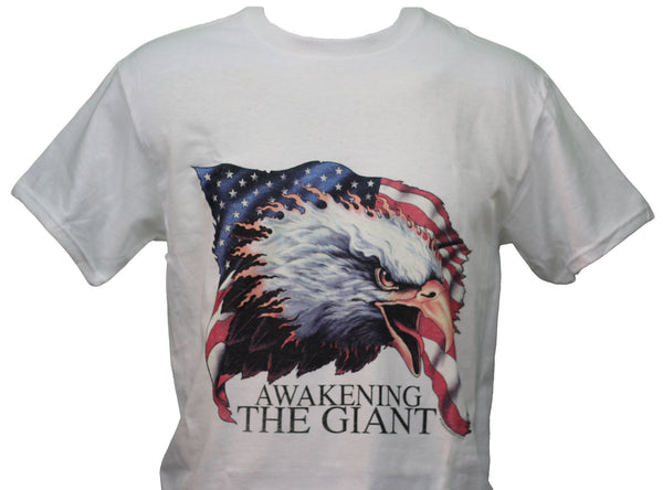 Awakening The Giant Eagle T-Shirt - INPCreative - 3