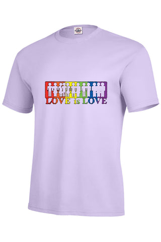 Love Is Love Pride T-Shirt - INPCreative