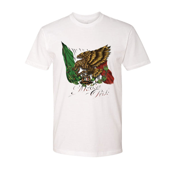 Mexican Pride T-Shirt - INPCreative - 1