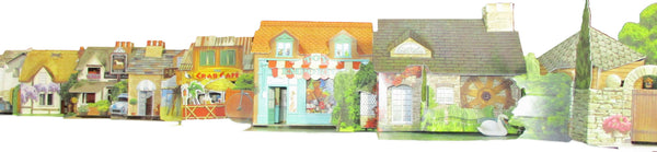 Santoro Pop Up Places 3D Greeting Card - Summer House - INPCreative - 7