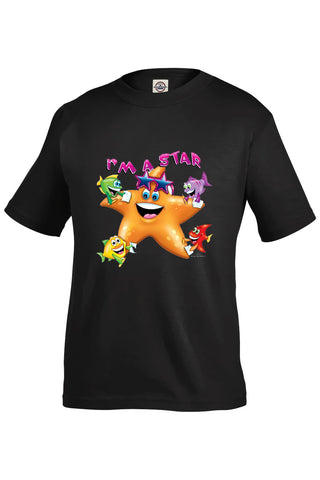 I Am A Star - Toddlers T-Shirt - INPCreative
