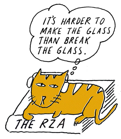 Philosopher Cat: The RZA