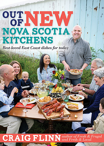 Out Of NEW Nova Scotia Kitchens