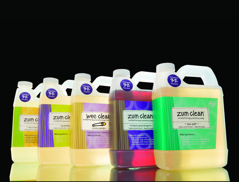 ALL NATURAL ZUM CLEAN LAUNDRY SOAP