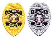 Shield Badge Patches