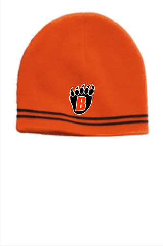 WBL Hockey Orange Beanie
