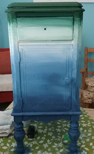 #7/20 Chalk Paint in Blues