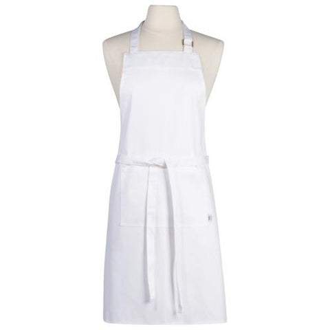 Apron Basic White by Now Designs -Absolutely Fabulous at Home
