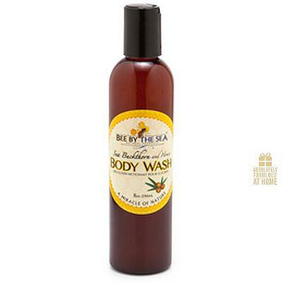 Body Wash from Bee by the Sea -Absolutely Fabulous at Home