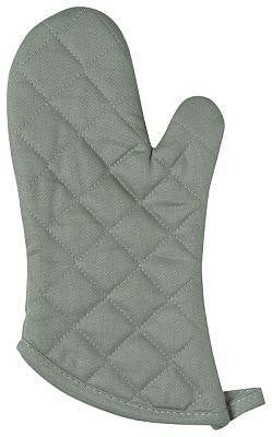 London Grey Oven Mitt by Now Designs