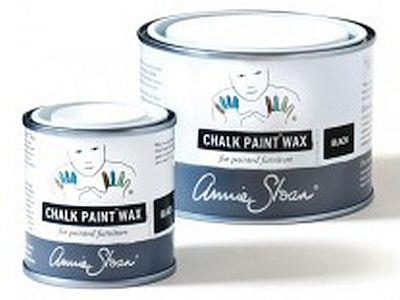 Chalk Paint Wax- Black 120ml (4oz)