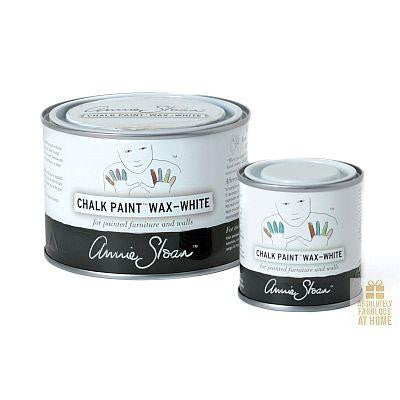 White Wax by Annie Sloan 500ml (16oz) www.absolutelyfab.ca