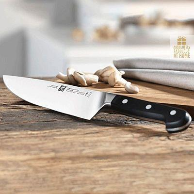 "Ab Fab Zwilling Pro 7"" Chef's Knife"