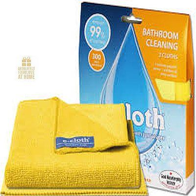 E-Cloth Bathroom Cleaning Set