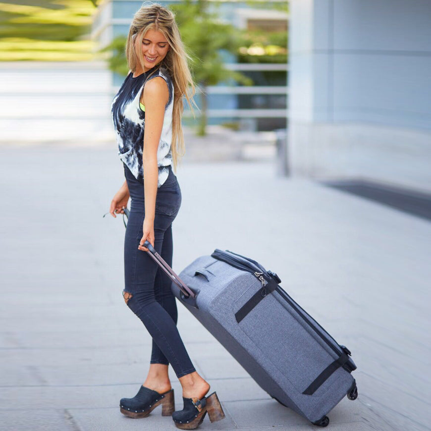 Mia Toro softside luggage collection
