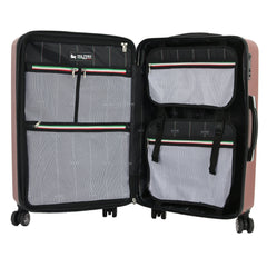 Mia Toro ITALY Roccia Hard Side Spinner Carry-On-Mia Toro