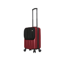 Mia Toro ITALY Reggia Hard Side Spinner Carry-On