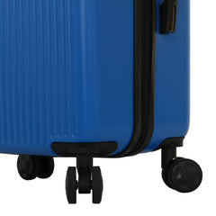 Mia Toro ITALY Radial Hard Side 24 Inch Spinner Luggage-Mia Toro