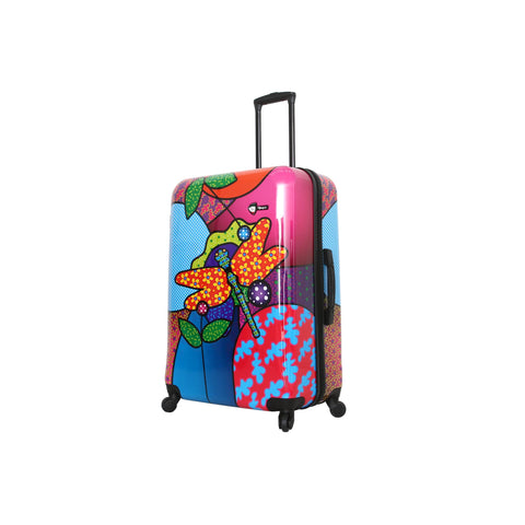 Allegra Pop Dragonfly Luggage 28""