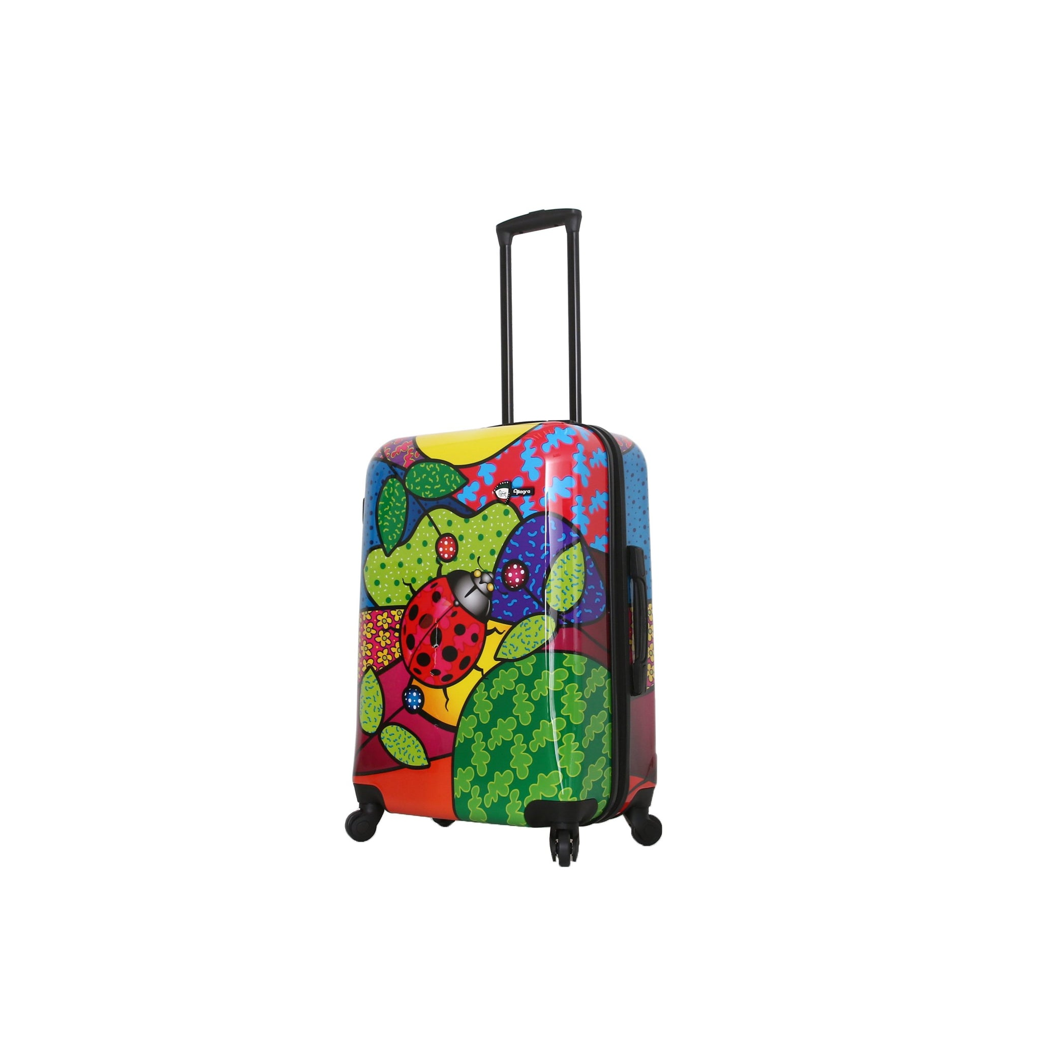 Allegra  Pop Ladybug Luggage 24""