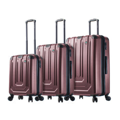 Angolo Hardside Spinner Luggage Set (3 Pieces)