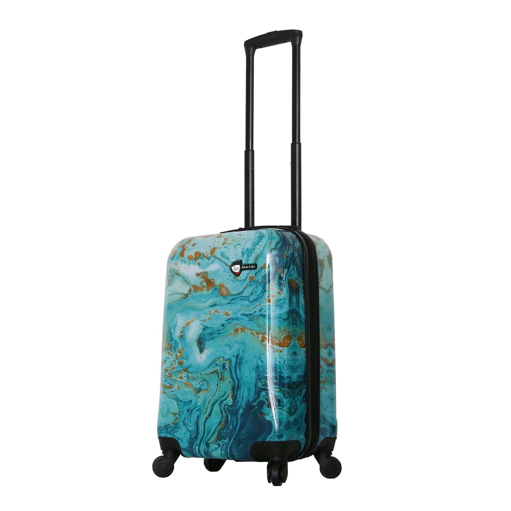 "Aurora Artistic Surface 20"" Carry-On"